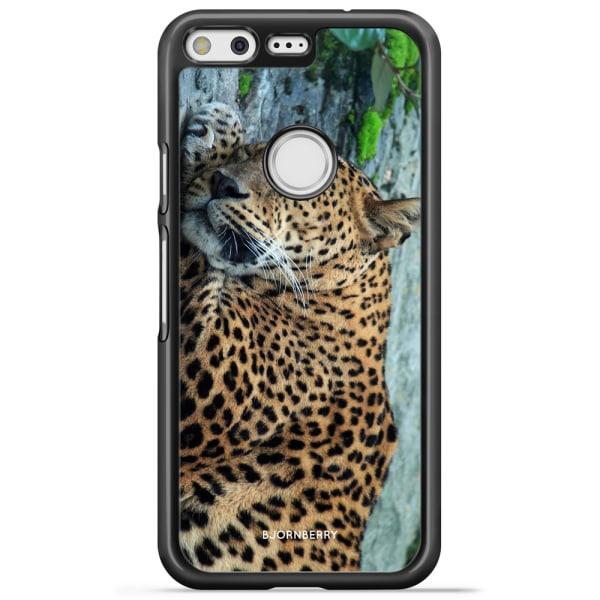 Bjornberry Skal Google Pixel - Sovande Leopard