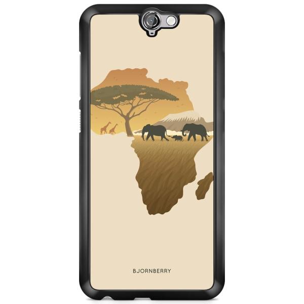 Bjornberry Skal HTC One A9 - Afrika Brun