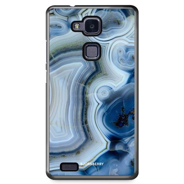 Bjornberry Skal Huawei Honor 5X - Blå Sten