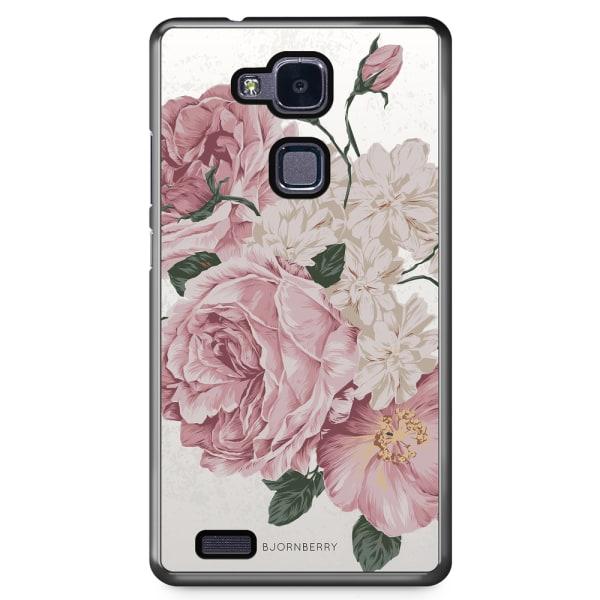 Bjornberry Skal Huawei Honor 5X - Rosor