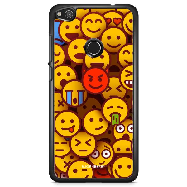 Bjornberry Skal Huawei Honor 8 Lite - Emojis