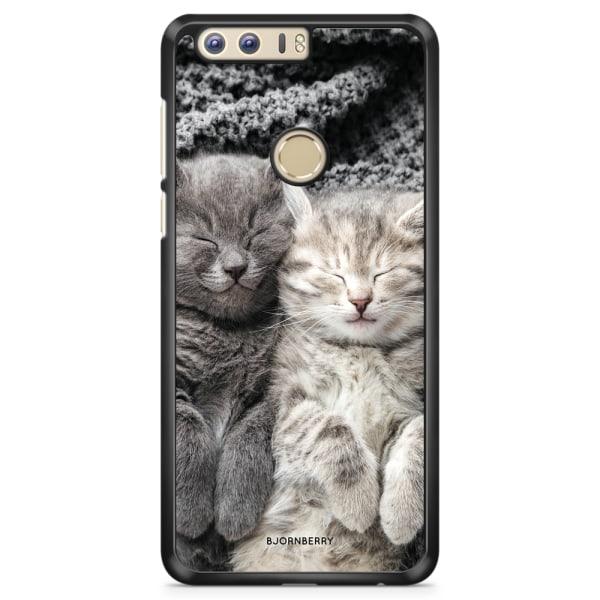 Bjornberry Skal Huawei Honor 8 - Vilande Katter