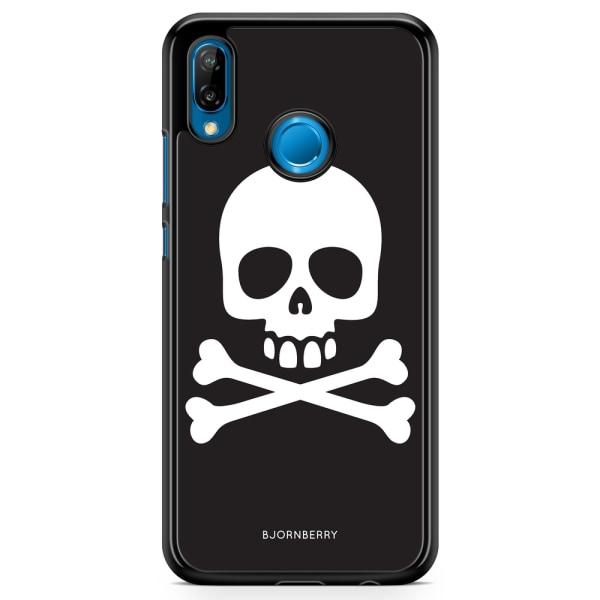 Bjornberry Skal Huawei P20 Lite - Skull