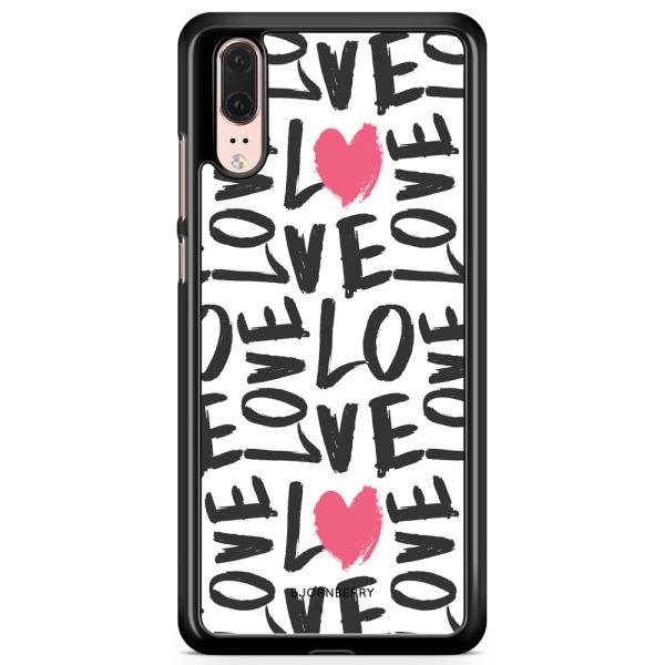 Bjornberry Skal Huawei P20 - Love Love Love