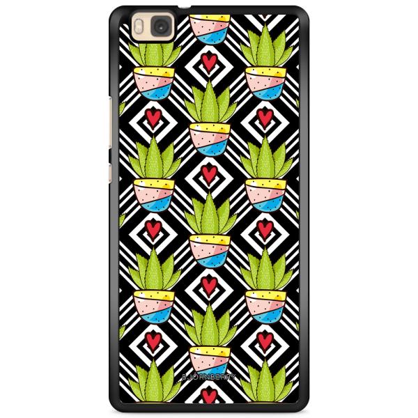 Bjornberry Skal Huawei P8 Lite - Kaktusar