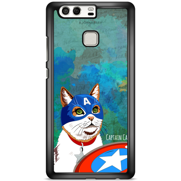Bjornberry Skal Huawei P9 - Kapten Katt