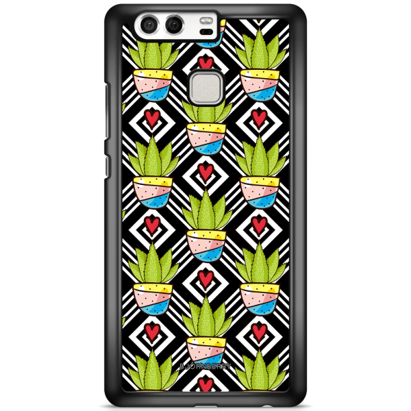 Bjornberry Skal Huawei P9 Plus - Kaktusar