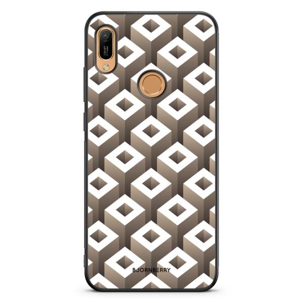 Bjornberry Skal Huawei Y6 2019 - Geometriska mönster