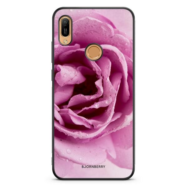 Bjornberry Skal Huawei Y6 2019 - Lila Ros