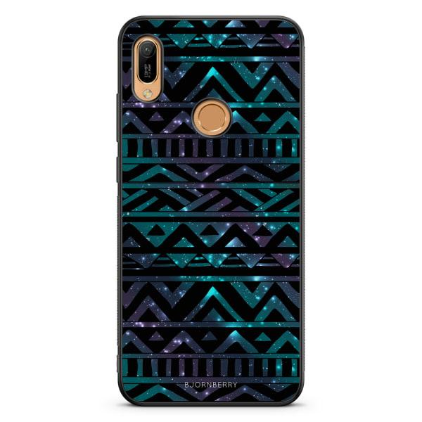 Bjornberry Skal Huawei Y6 2019 - Rymd Aztec