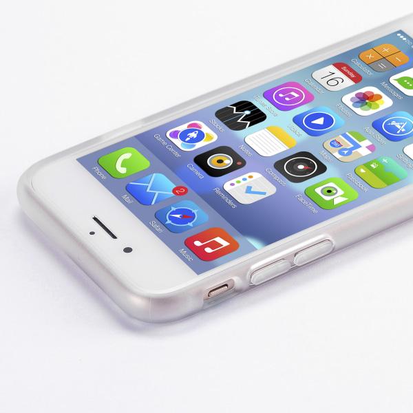 Bjornberry Skal Hybrid iPhone 6/6s - Rosor & Fåglar