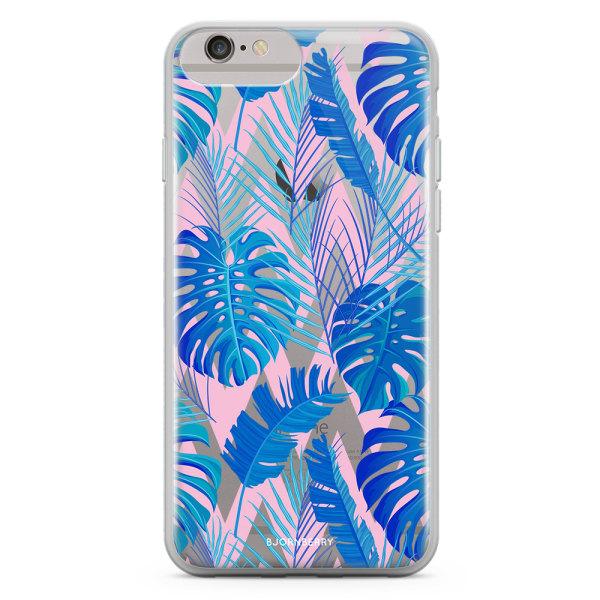 Bjornberry Skal Hybrid iPhone 6/6s Plus - Tropical Pattern