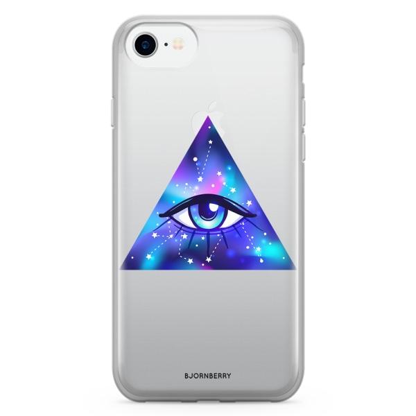 Bjornberry Skal Hybrid iPhone 7 - Allseende Öga