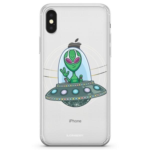 Bjornberry Skal Hybrid iPhone X / XS - UFO Alien
