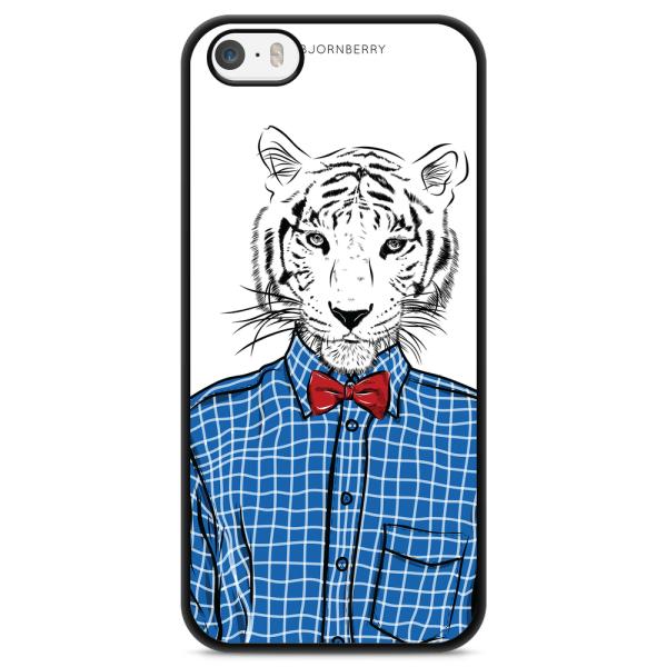 Bjornberry Skal iPhone 5/5s/SE - Hipster Tiger