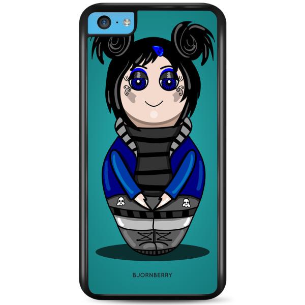 Bjornberry Skal iPhone 5C - Goth
