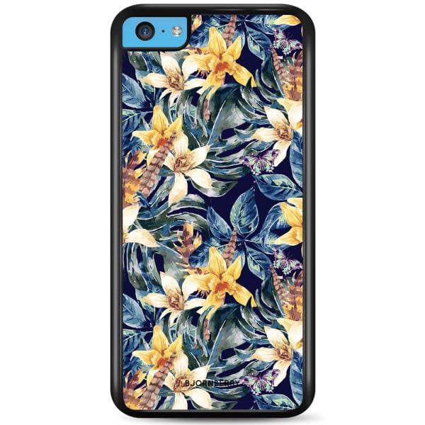 Bjornberry Skal iPhone 5C - Liljor