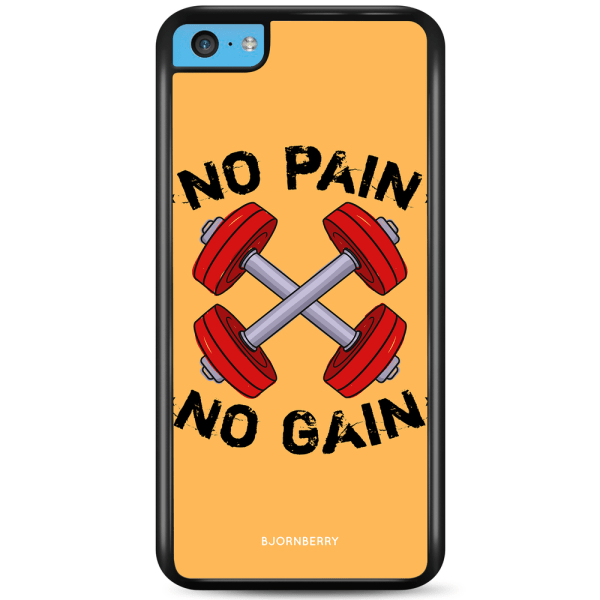 Bjornberry Skal iPhone 5C - No Pain No Gain