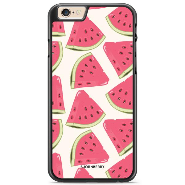 Bjornberry Skal iPhone 6/6s - Vattenmelon