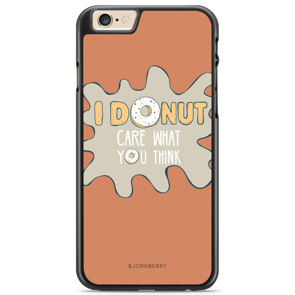 Bjornberry Skal iPhone 6 Plus/6s Plus - I Donut Care