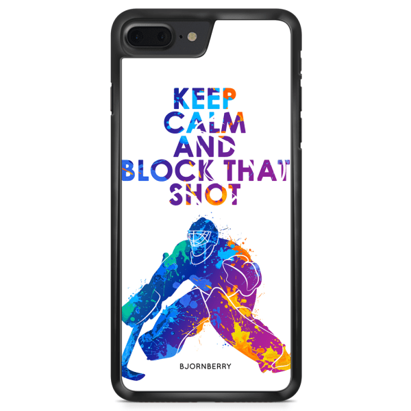 Bjornberry Skal iPhone 8 Plus - Block that shot