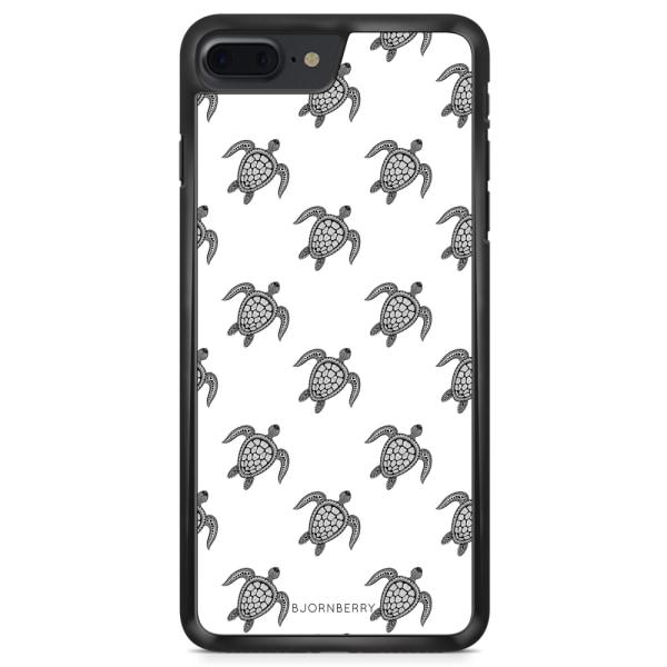 Bjornberry Skal iPhone 8 Plus - Sköldpaddsmönster