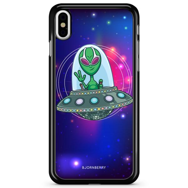 Bjornberry Skal iPhone X / XS - UFO Alien
