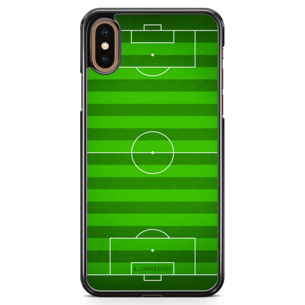 Bjornberry Skal iPhone XS Max - Fotbollsplan