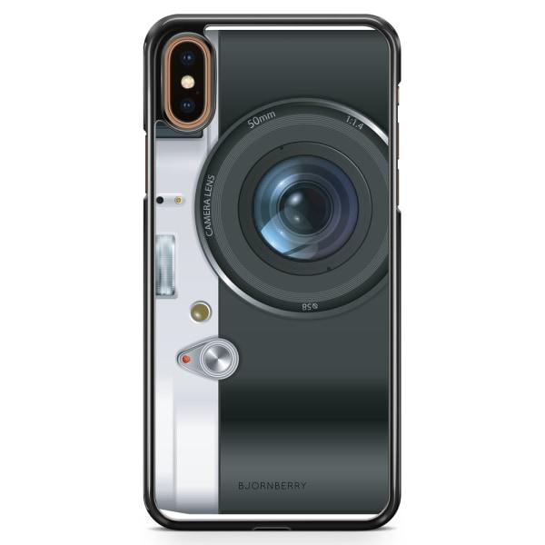 Bjornberry Skal iPhone XS Max - Retro Kamera