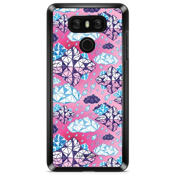Bjornberry Skal LG G6 - Geometriska Moln