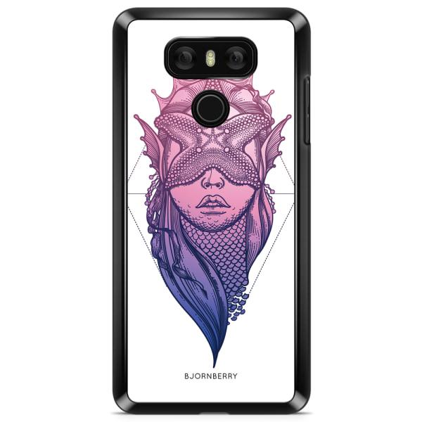 Bjornberry Skal LG G6 - Sjöljungfru Huvud