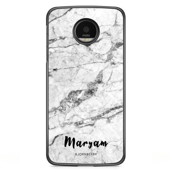 Bjornberry Skal Motorola Moto G5S Plus - Maryam