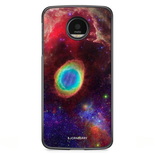 Bjornberry Skal Motorola Moto G5S Plus - Rymd