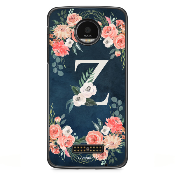 Bjornberry Skal Motorola Moto Z - Monogram Z