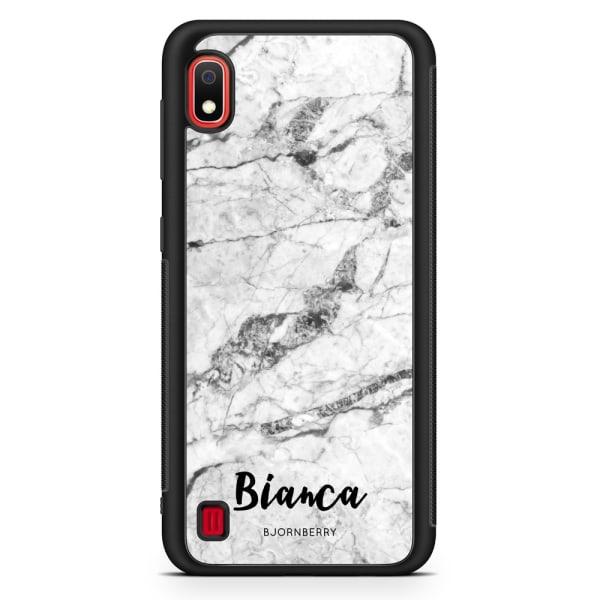 Bjornberry Skal Samsung Galaxy A10 - Bianca
