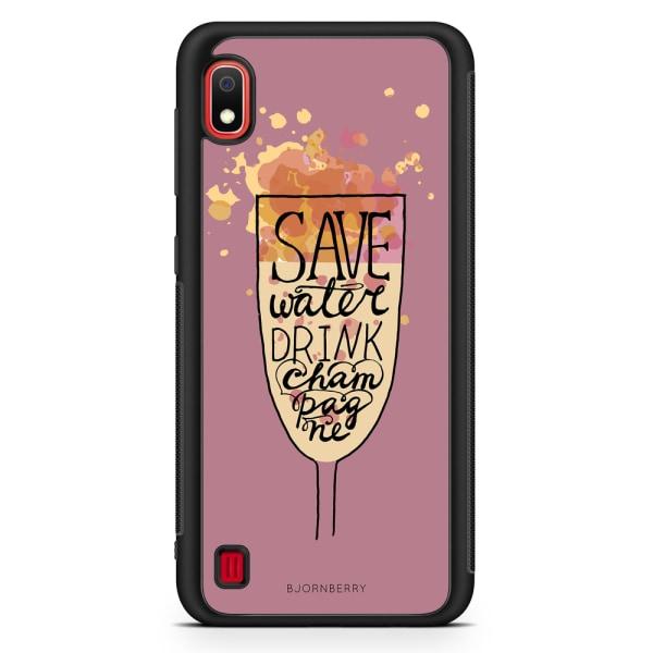 Bjornberry Skal Samsung Galaxy A10 - Champagne