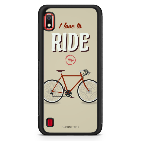 Bjornberry Skal Samsung Galaxy A10 - Ride My Bicycle