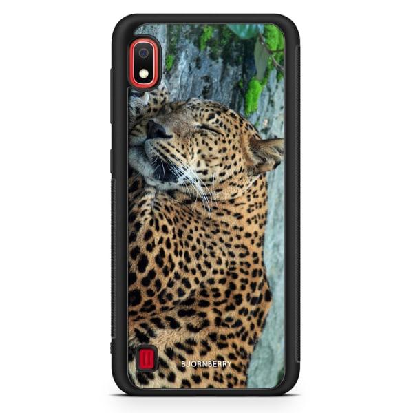 Bjornberry Skal Samsung Galaxy A10 - Sovande Leopard