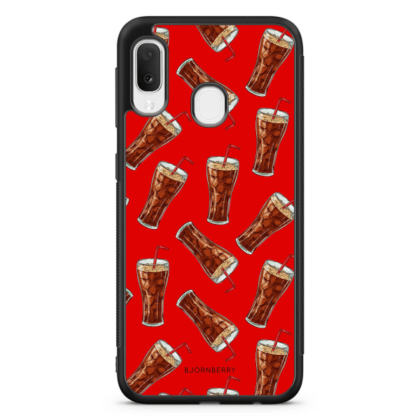 Bjornberry Skal Samsung Galaxy A20e - Cola