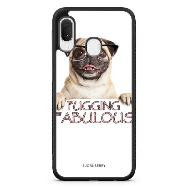 Bjornberry Skal Samsung Galaxy A20e - Pugging Fabulous