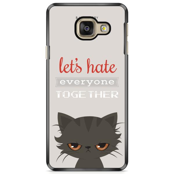 Bjornberry Skal Samsung Galaxy A3 6 (2016)- Arg katt