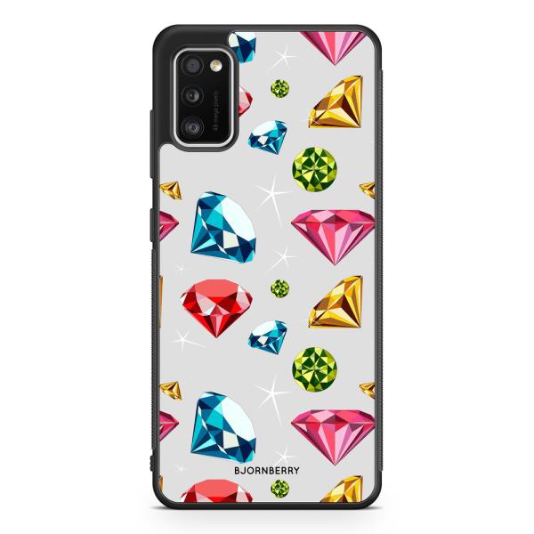 Bjornberry Skal Samsung Galaxy A41 - Diamanter