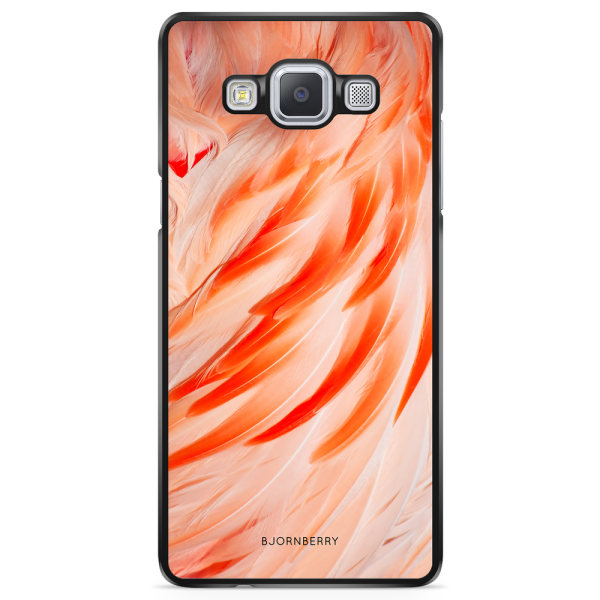 Bjornberry Skal Samsung Galaxy A5 (2015) - Flamingo Fjädrar