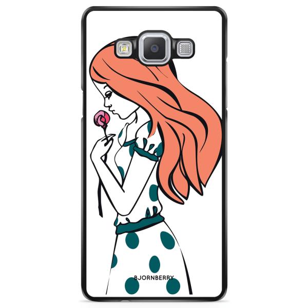 Bjornberry Skal Samsung Galaxy A5 (2015) - Tjej Ros
