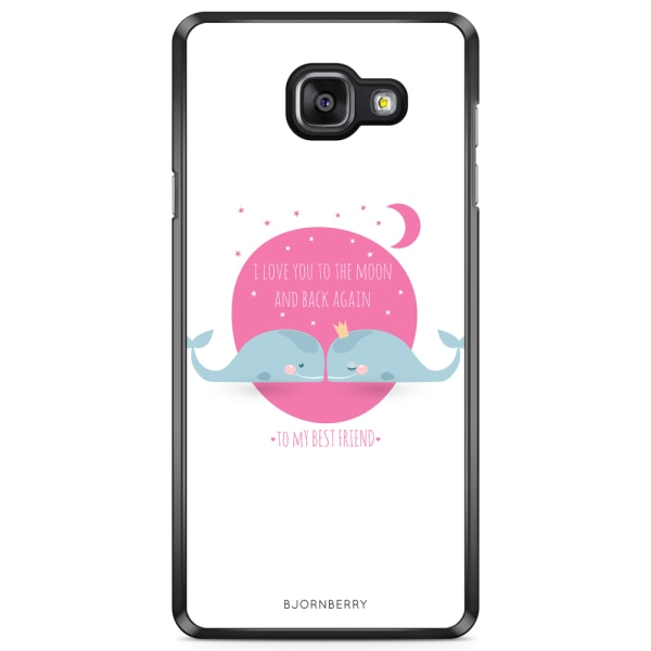 Bjornberry Skal Samsung Galaxy A5 6 (2016)- Love You To The Moon