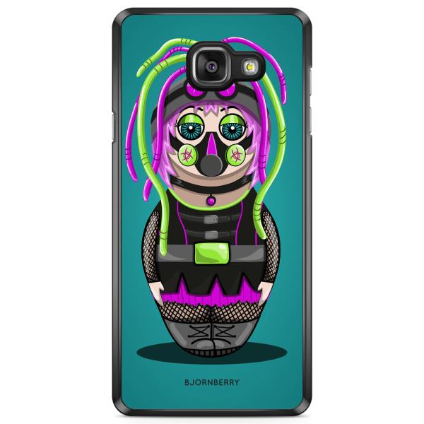 Bjornberry Skal Samsung Galaxy A5 7 (2017)- Cyber-Goth