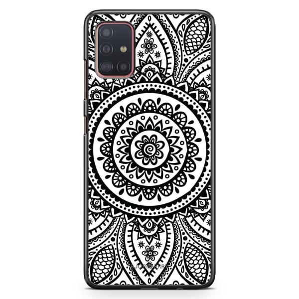 Bjornberry Skal Samsung Galaxy A51 - Henna Mandala