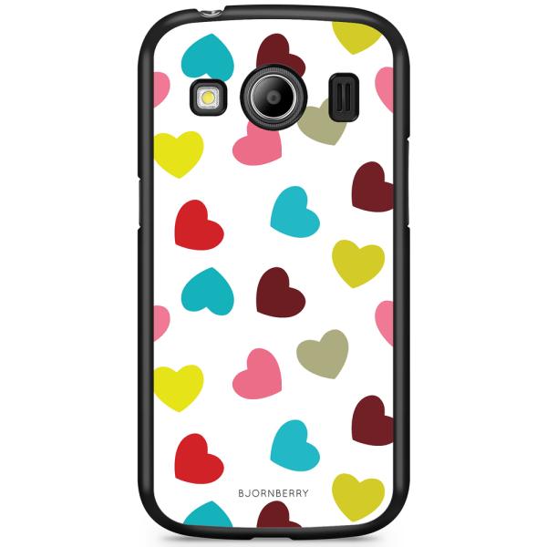 Bjornberry Skal Samsung Galaxy Ace 4 - Hjärtan