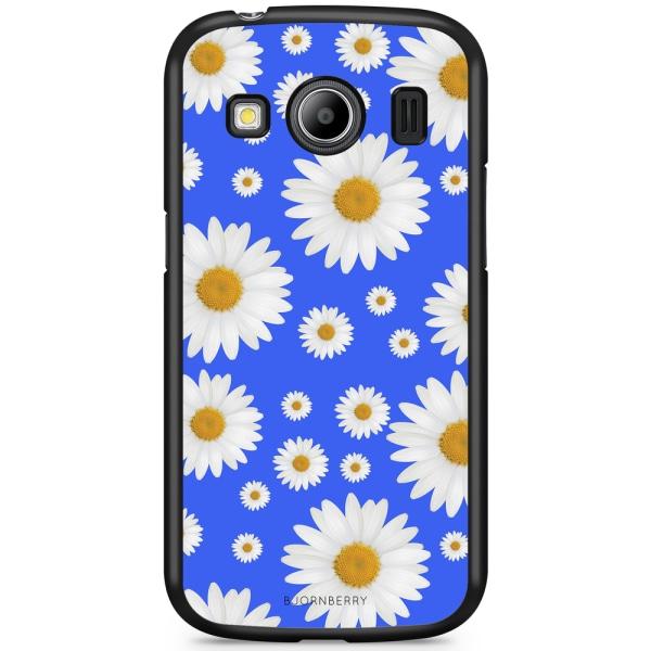 Bjornberry Skal Samsung Galaxy Ace 4 - Prästkrage Blå