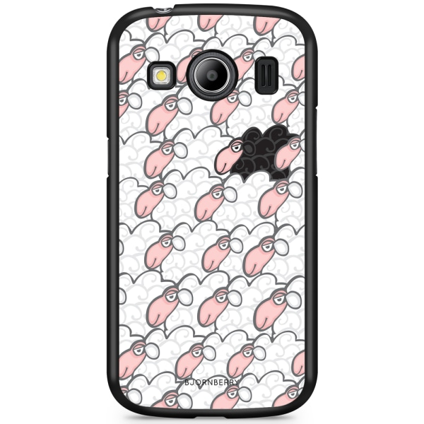 Bjornberry Skal Samsung Galaxy Ace 4 - Svarta Fåret